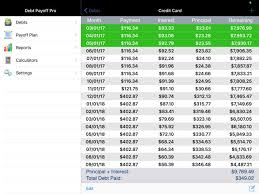 Debt Payoff Pro On The App Store