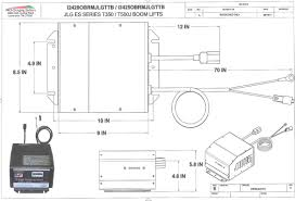 i2425obrmjlgttb eagle performance jlg scissor lift battery charger eagle 2425obrmjlgttb charger diagram