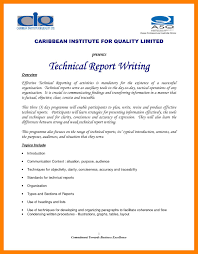 Engineering Technical Report Template Technical Report Example Engineering And Technical Report And