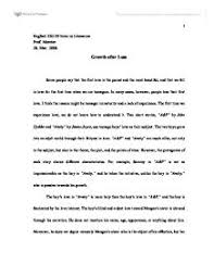 two short stories a p by john updike and araby by james joyce  page 1 zoom in