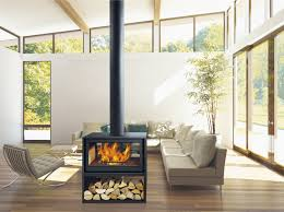Poles  bois - Warmeo  Scandinavia DesignHanging FireplaceStove ...