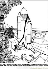 space shuttle coloring pages. Contemporary Space 26763 Space Shuttle Coloring Page 11 Within Pages On O