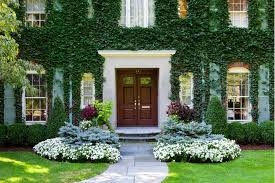 attractive front house landscape design landscaping design ideas for front of house gardennajwa