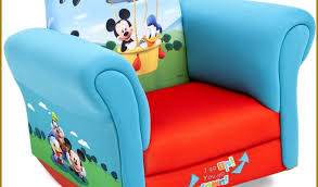 luxury mickey mouse rocking chair 19 image