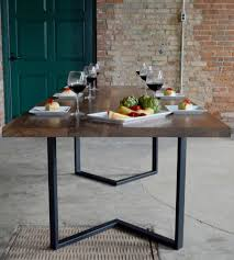 modern metal furniture. Astonishing Pipe Table Legs Steel Industrial Dining Set Picture Of Metal Furniture Modern Ideas And Feet