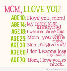 Quotes For Moms Gorgeous Happy Birthday Mom Quotes