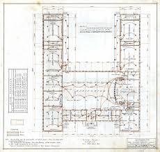 Meyer May Floor Plans  Meyer May HouseFrank Lloyd Wright Home And Studio Floor Plan