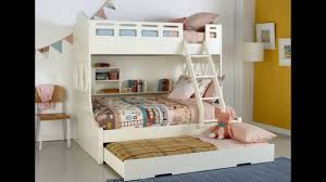 Delightful Double Bed Design For Child Photos Loft Simple ...