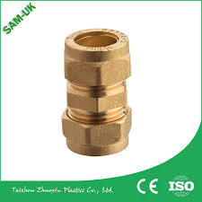 pex to copper compression fitting. Perfect Compression China Copper Compression Fittings For Pex Pipes Brass Pipe   Fitting Inside To Fitting O