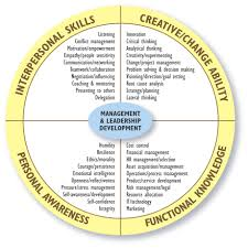 management leadership development diagram leadership interpersonal skills creative change ability personal awareness and functional knowledge in tr we need to be good problem solvers have good people