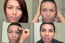woman turns into rapper drake in amazing make up tutorial