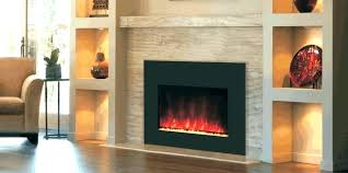 electric fireplace wall inserts electric fireplace wall rt heater built in led mount