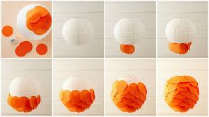 Diy Paper Lanterns Revamp Your Interiors With Diy Paper Lanterns Furnituredekho