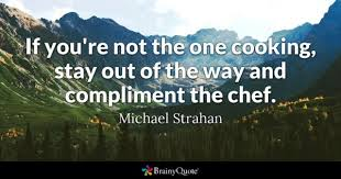 Chef Quotes Custom Chef Quotes BrainyQuote