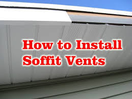 soffit vent installation. Wonderful Vent How To Install Soffit Vents On Vent Installation N