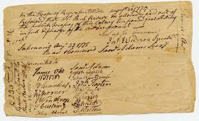 paul revere s bill massachusetts must revive u s history  revere s bill side two