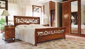 Beautiful Italian Bedroom Design Ideas With Wooden Furniture