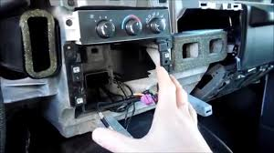 how to install a aftermarket radio and a alpine powerpack ktp 455u how to install a aftermarket radio and a alpine powerpack ktp 455u in a chevy express 2011
