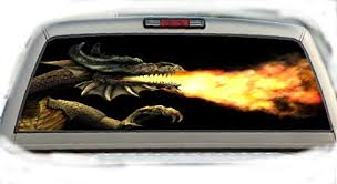 Amazon.com: Dragon Breath- 17 Inches-by-56 Inches Compact Pickup ...