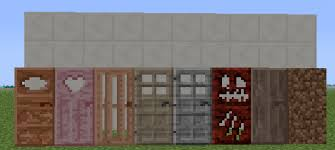 minecraft door. Decorative Doors Minecraft Door