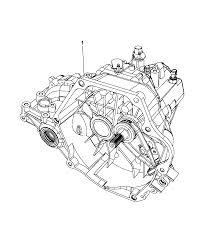 Array 2008 chrysler pt cruiser transmission transaxle assembly of manual rh moparpartsgiant