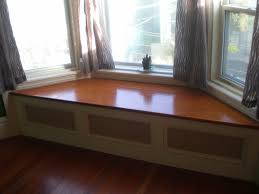 Bay Window Bench Seat With ...