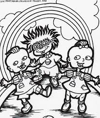 For Kids Download Cartoons Coloring Pages 84 For Line Drawings ...