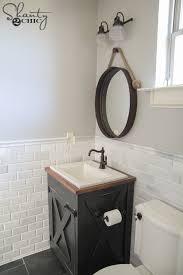 making bathroom cabinets: shantychic diy bathroom vanity plans shantychic diy bathroom vanity plans shantychic diy bathroom vanity plans