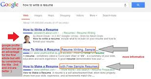 how to write a resume resume search engine