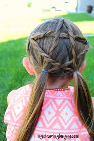 Fourth Of July Hairstyles Fourth Of July Hair A Girl And A Glue Gun