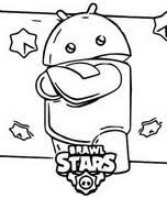 Disegni Da Colorare Brawl Stars Morning Kids
