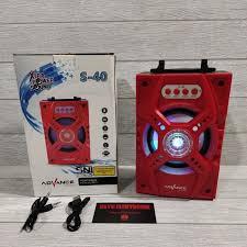 Rp diskon cicilan harga grosir rating ke atas. Harga Musik Box Advance Bluetooth Speaker Portable Terbaru Mei 2021 Biggo Indonesia