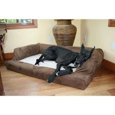furniture dog bed. your big dog will love lounging on this plush xl couch from hidden valley furniture bed