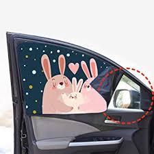 Cartoon Anime Big Size Car Parasol <b>Creative</b> Cartoon <b>Magnetic</b> Car ...