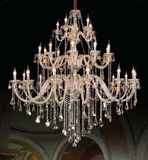 grand crystal chandelier duplex house grand hall large cognac crystal chandelier luxury hotel villa modern led grand crystal chandelier