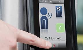 front door intercomIP and Cellular Technologies Have Revolutionized the Door Intercom