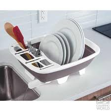 3 advantages of having dish drying rack. Prep Solutions Swivel Spout Collapsible Dish Drainer 3 Advantages Of Having Drying Rack 2