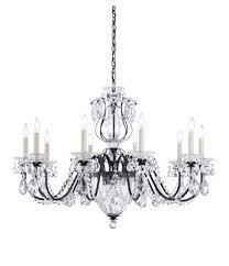 large chandelier crystal