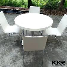 small circle dining table half round dining tables best half circle dining table within half circle