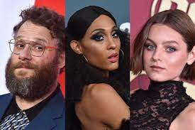 Seth Rogen And More Stars React To ...