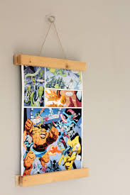 diy wooden magnetic frame
