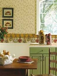 yellow country kitchens. Yellow Green Country Kitchen Wallpaper Modern Kitchens Yellow Country Kitchens