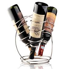 Decorative Wine Bottle Holders Furniture Modern Decorative Wine Bottle Holders for Centerpiece 2