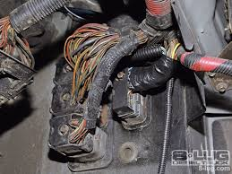 ford f350 transmission swap the big, purple tranny photo & image wire harness for furnace icp at Wire Harness For F350