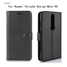 Huawei Porsche Design Phone Us 3 42 22 Off Hudossen For Huawei Mate Rs Porsche Design Neo Al00 Case Flip Pu Leather Back Cover Phone Accessories Bag For Huawei Mate Rs In Flip