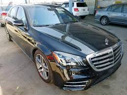 California junkyards & salvage yards. Auto Auction Ended On Vin Wddug8gb6ja354545 2018 Mercedes Benz S 560 4mat In Ca Los Angeles