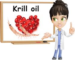Krill oil benefits and side effects