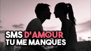Sms Damour Tu Me Manques Trop Mon Coeur