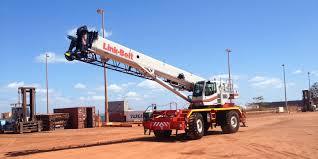 Rtc 8065 Series Ii Link Belt Cranes
