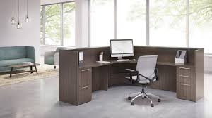 A modular interface allows you to custom fit the right furniture for your  space. Easily wrap a room for multiple work areas and keep a ...